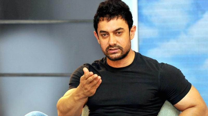 Aamir slams reports of substance abuse for Dangal weight loss