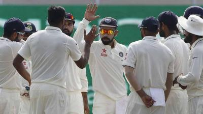 If India win the second Test against New Zealand in Kolkata, they will reclaim the top spot in ICC Test rankings. (Photo: BCCI)