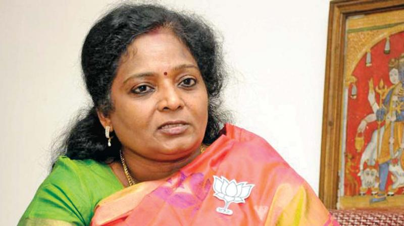 BJP will decide on contesting in R.K. Nagar in two days