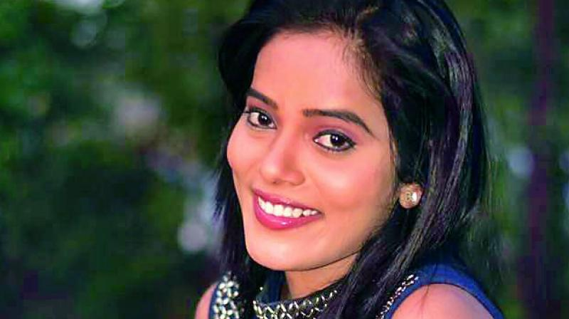 Television anchor K. Nirosha, 23, hanged herself to death in her room at the Devi PG ladies hostel in Sindhi Colony on Tuesday midnight while on a video call with her boyfriend in Canada.