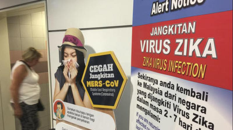 Zika virus infection: Malaysia confirms first case in pregnant woman