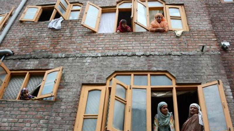 Modi signals new Kashmir policy, says PoK part of India
