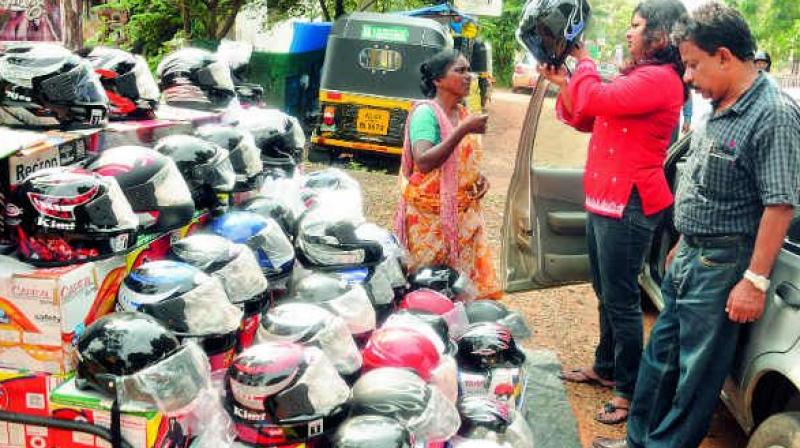 Violators will be counselled at Traffic Training Institutes, Begumpet and Goshamahal. Around 150 to 180 violators have been counselled in the past one week in both the traffic training institutes in Hyderabad. (Representational image)