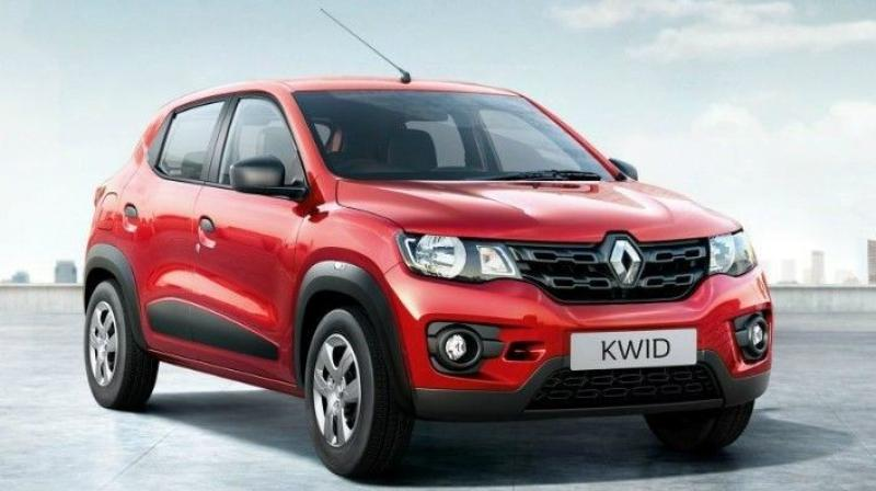 France's Renault to recall some of its top-selling Kwid cars in India