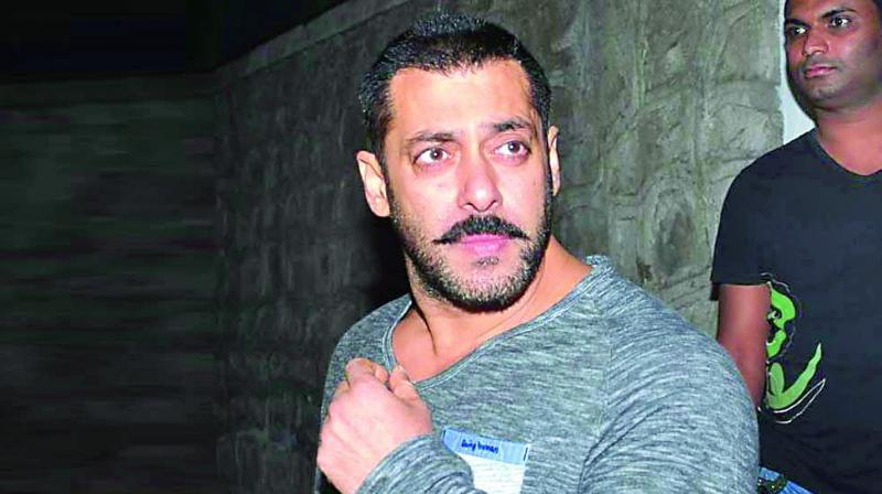 Does Salman Khan Want to Make a Biopic on His Life?