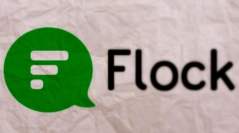 Flock, the communication app for teams.