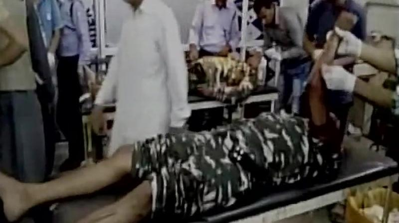 Nine CRPF personnel killed during Maoist attack in Chhattisgarh's Sukma district