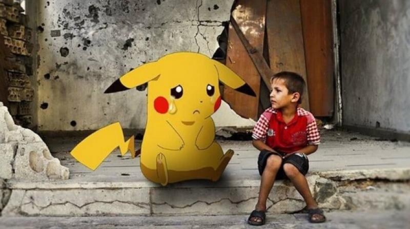 Pokemon Go Finds Its Way Into War Zones, Old and New