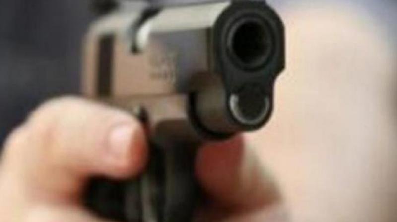K. Chandrasekhar Reddy was killed due to a  misfiring of the service weapon at his residence in Kadapa district. (Representational image)
