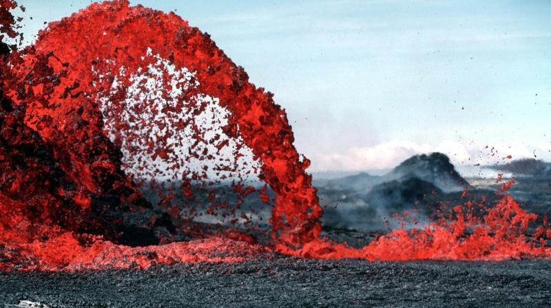 Magma chamber grows beneath New Zealand
