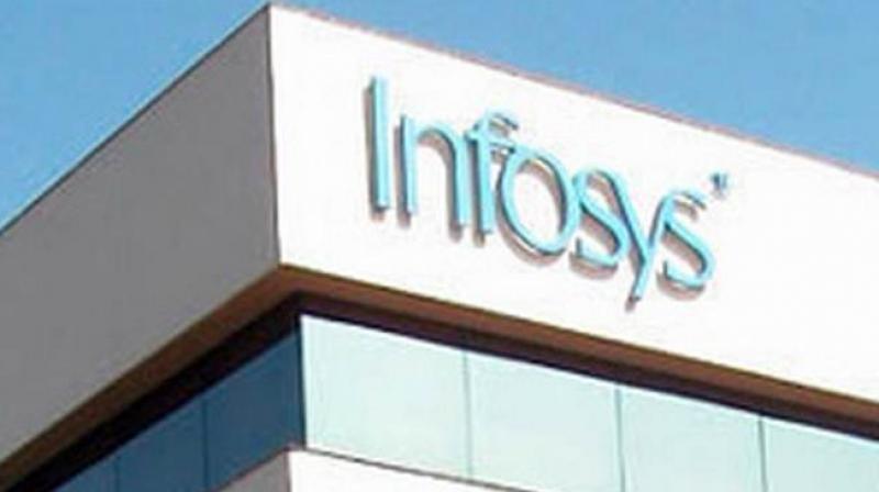 Infosys Q1 net profit up 13 pct but misses estimates; shares slide