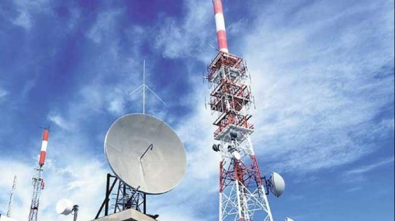 Reliance Communications too slumped 10.11 per cent to Rs 48.45 during the session and later ended with a loss of 8.81 per cent at Rs 49.15.