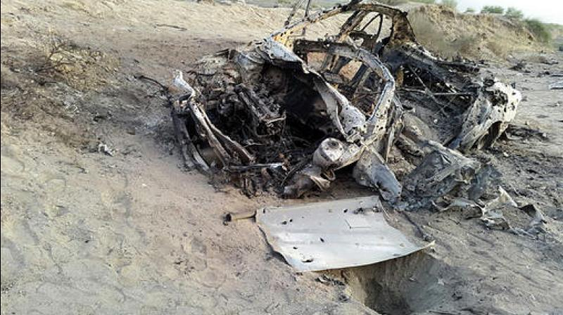 U.S. killed Taliban leader due to threat