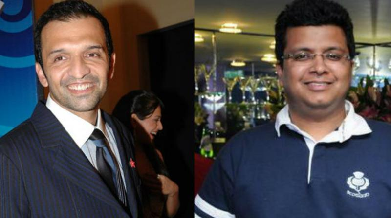 Atul Kasbekar and Tanuj Garg have formed a film company Ellipsis Entertainment.