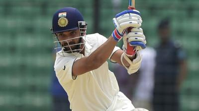 New Zealand are facing a big target in the fourth innings. (Photo: AP)