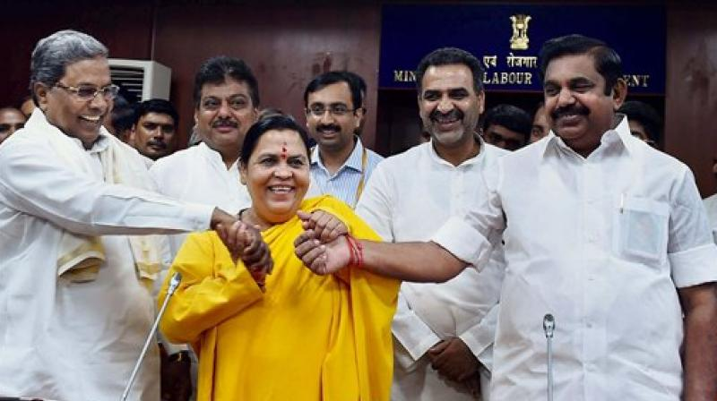 Cauvery dispute: Karnataka defers release of water till meeting with Uma Bharti
