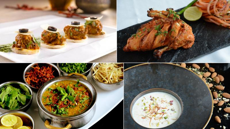 Indulge in scrumptious cuisines designed to please your palate listed below and have a delightful treat.