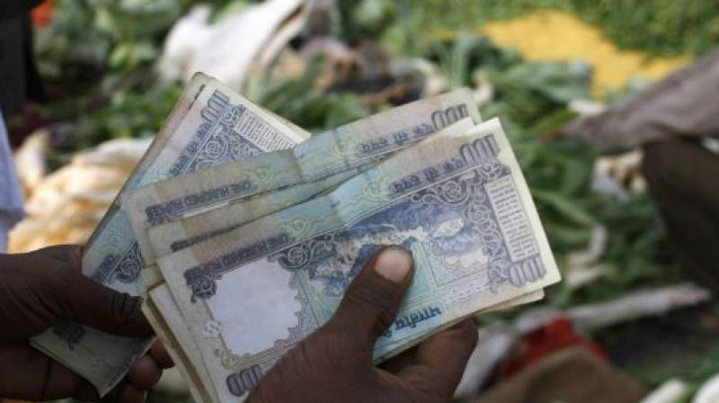 Rupee at over 4-month high, up 19 paise against dollar