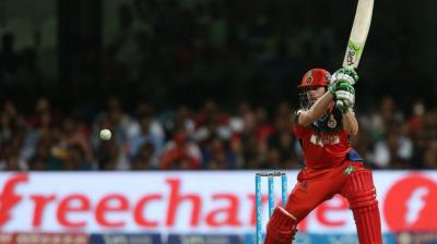 Powered by Virat Kohli's four belligerent tons, RCB, after sporadic performances in the first half of the season, came back strong to qualify for the playoffs. (Photo: BCCI)