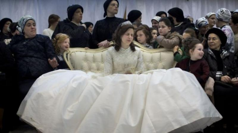 A Glimpse Into Israels Ultra Orthodox Jewish Wedding