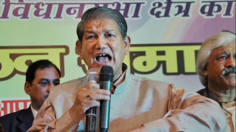 Uttarakhand crisis: 35 BJP MLAs to meet Prez Mukherjee today