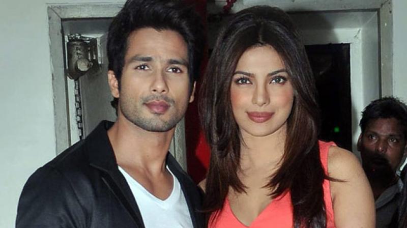 Shahid Kapoor and Priyanka Chopra were seen in 'Teri Meri Kahani' and 'Kaminey'.
