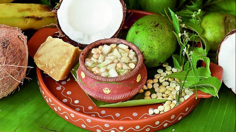 food recipe ugadi essentials