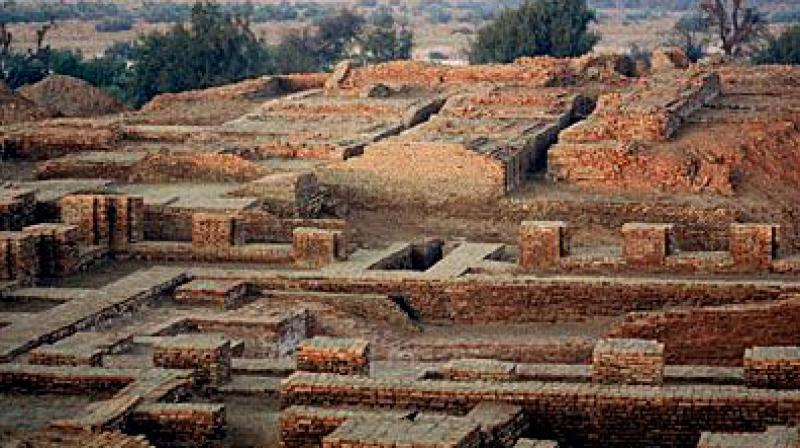 Harappa Like Structure 3 000 Ancient Artefacts Found In
