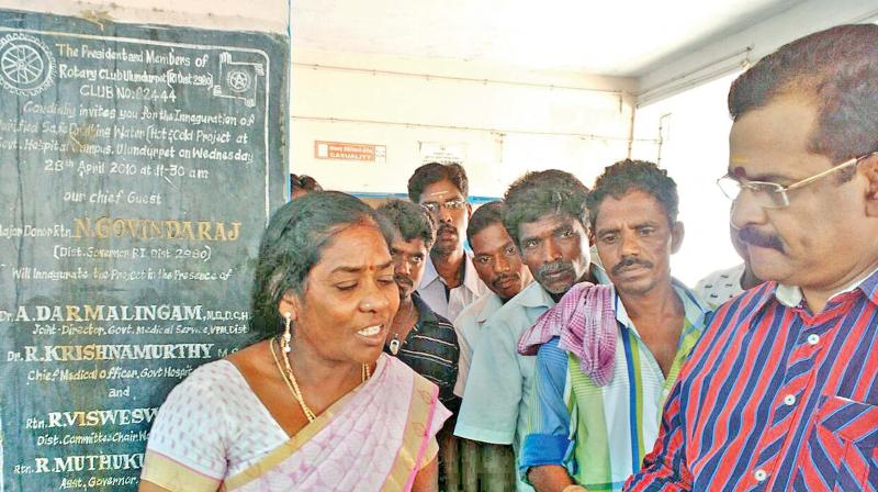 Tamil Nadu: Teacher arrested, stripped of duty for burning students with camphor