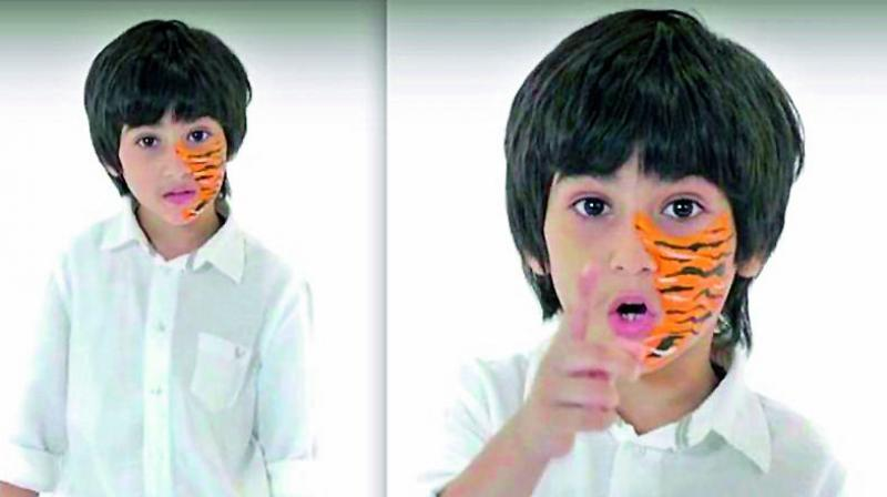 Emraan Hashmi's six-year-old son, Ayaan
