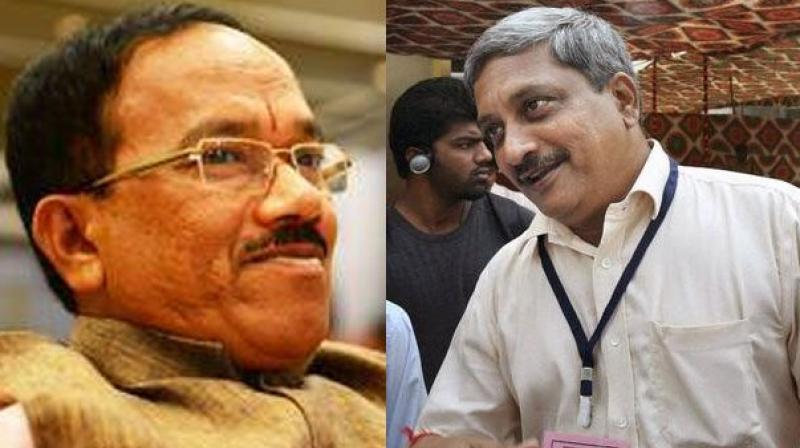 I Am a Disciplined Swayamsevak: Parrikar on RSS-Goa Rumblings