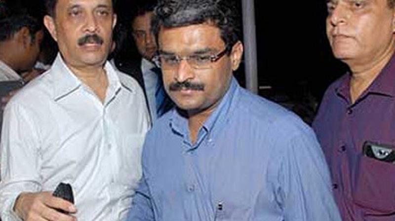 Financial Technologies shares slip over 6% intraday on Jignesh Shah's arrest