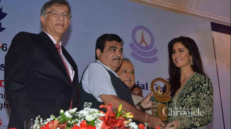 Katrina Kaif Receives Backlash For The Smita Patil Memorial Award