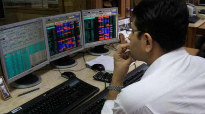 Domestic markets trade higher on expiry of F&Os