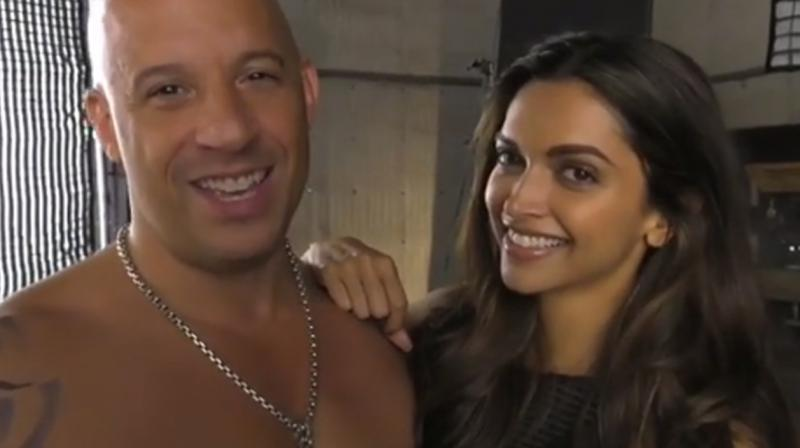 Vin Diesel and Deepika Padukone have an interesting message for their fans