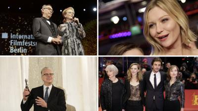 The Berlin International Film Festival kicked off on Thursday with a star-studded red carpet with the likes of jury president Meryl Streep and actor Clive Owen. (Photo: AP)