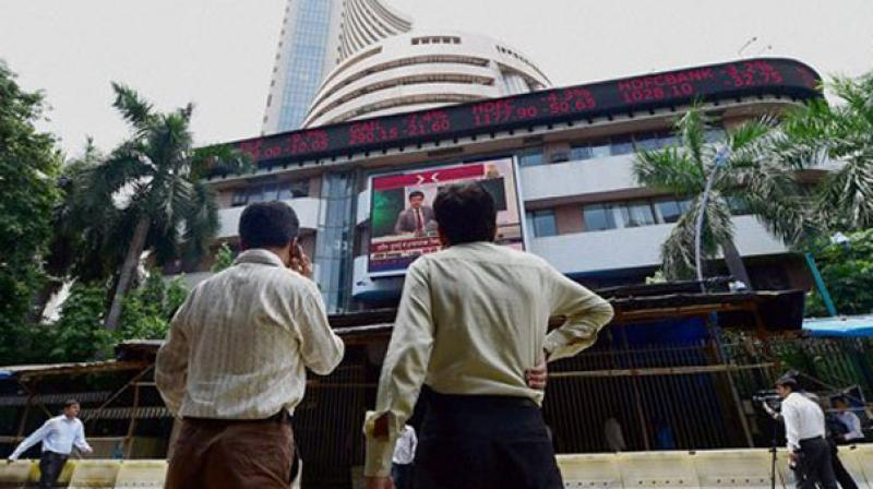 Equity markets plunge on negative global cues