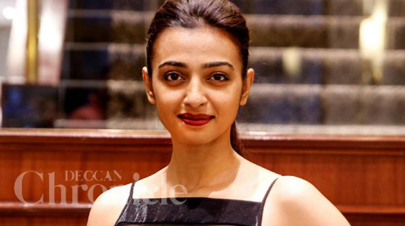 Radhika Apte speaks out about the Parched leaked intimate scene controversy