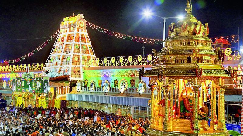 Tirumala Tirupati Devasthanams - Wikipedia