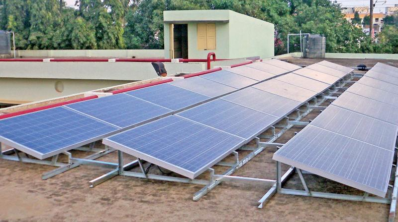 Lowest price for one KW  rooftop SPV quoted by a vendor is Rs 50,500.