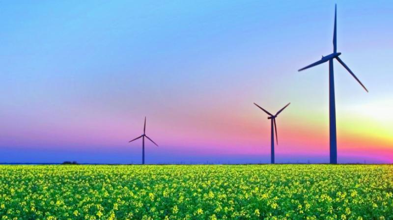 Telangana has 4K MW wind energy