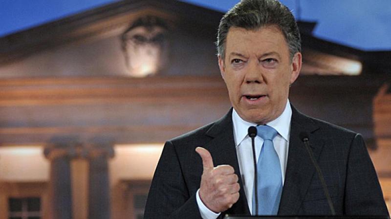 HKS alum Juan Manuel Santos awarded 2016 Nobel Peace Prize