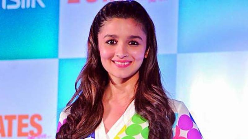 A Conversation With :    Actress Alia Bhatt on her performance in 'Udta Punjab'