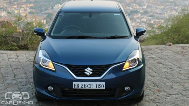 Maruti sells over one lakh Balenos in domestic market