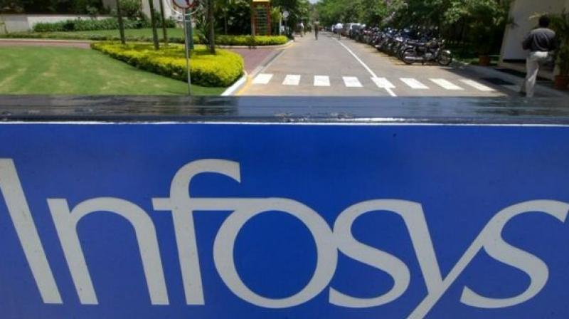 Infosys posts lacklustre Q1 result; slashes outlook
