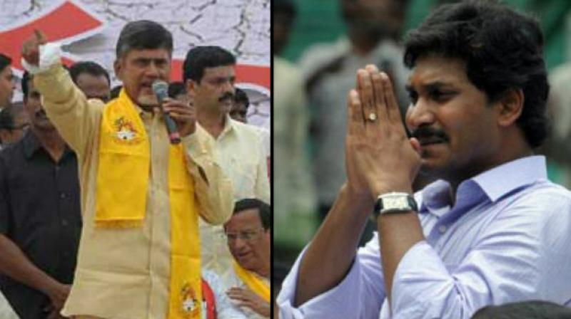 Abolish Rs 500, 1000 notes to curb black money: Chandrababu Naidu
