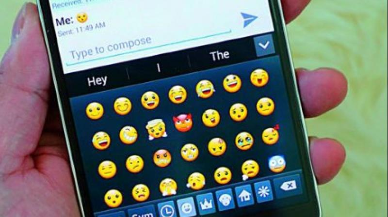 Technology other news indonesia warns messaging apps drop same emoticons