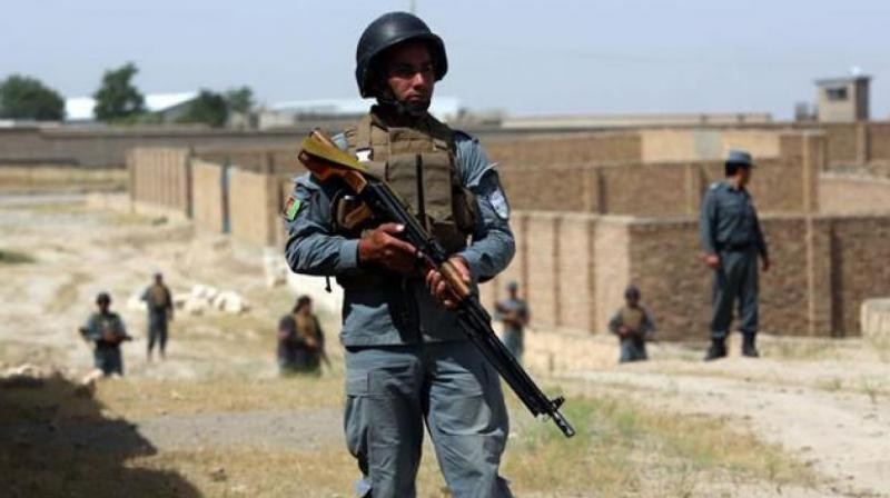 Afghan Forces Repel Taliban Offensive On Kunduz