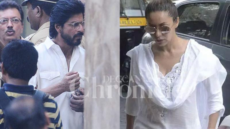 Shah Rukh, Gauri and the family have reportedly flown to New Delhi for ...