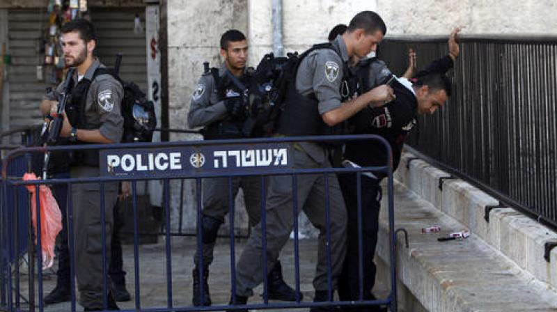 Palestinian Stabs Israeli Officer Amid New Surge in Violence
